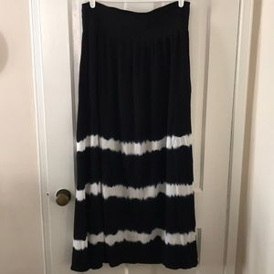 Torrid Tie Dyed Maxi Skirt